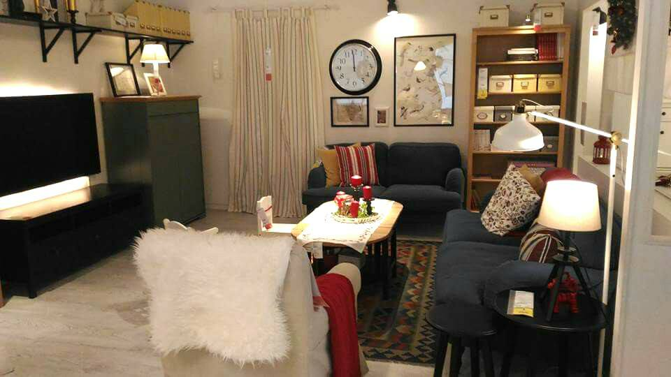 Hiasan Dinding Ruang Tamu Menceriakan Suasana 15 Idea Dekorasi Ini Buat Anda Rasa Nak Ke Ikea