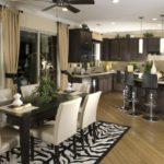 12 Contoh Ruang Makan Dan Dapur Konsep Terbuka Sebagai Rujukan
