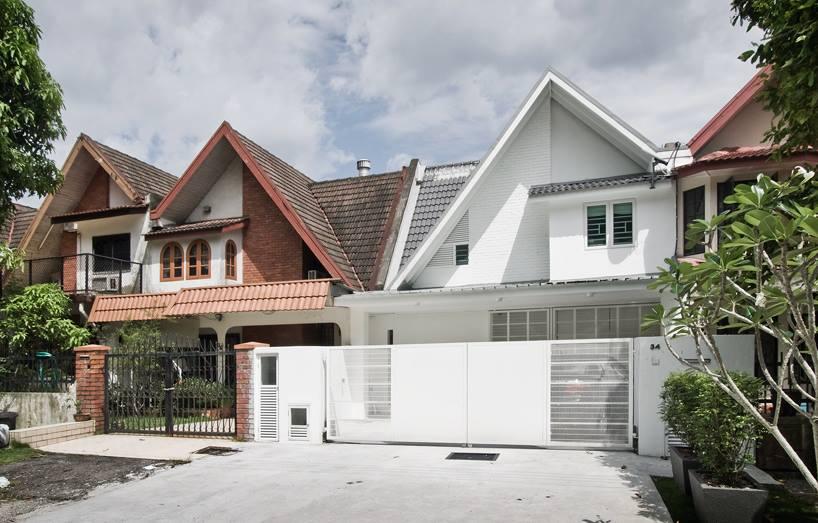 Konsep klasik dan moden hiasan dalaman rumah teres 2 tingkat for Plans d arkitek