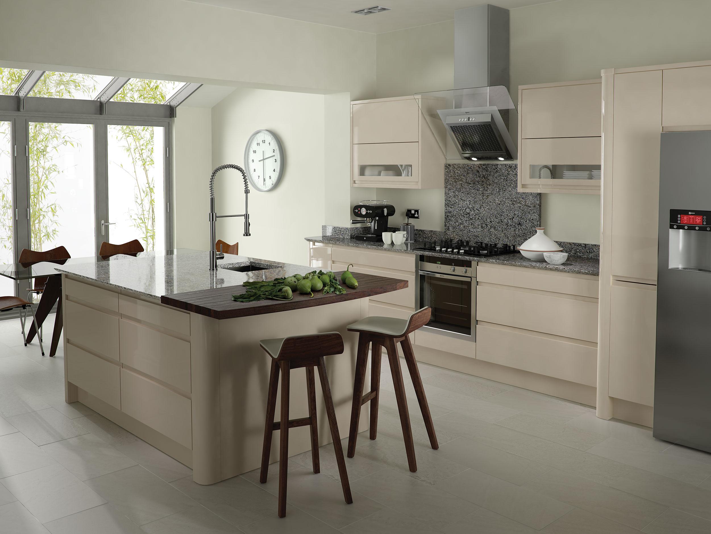 25 gambar dekorasi dapur konsep moden terkini 2017 hias my for Best modern kitchen design ideas 2015