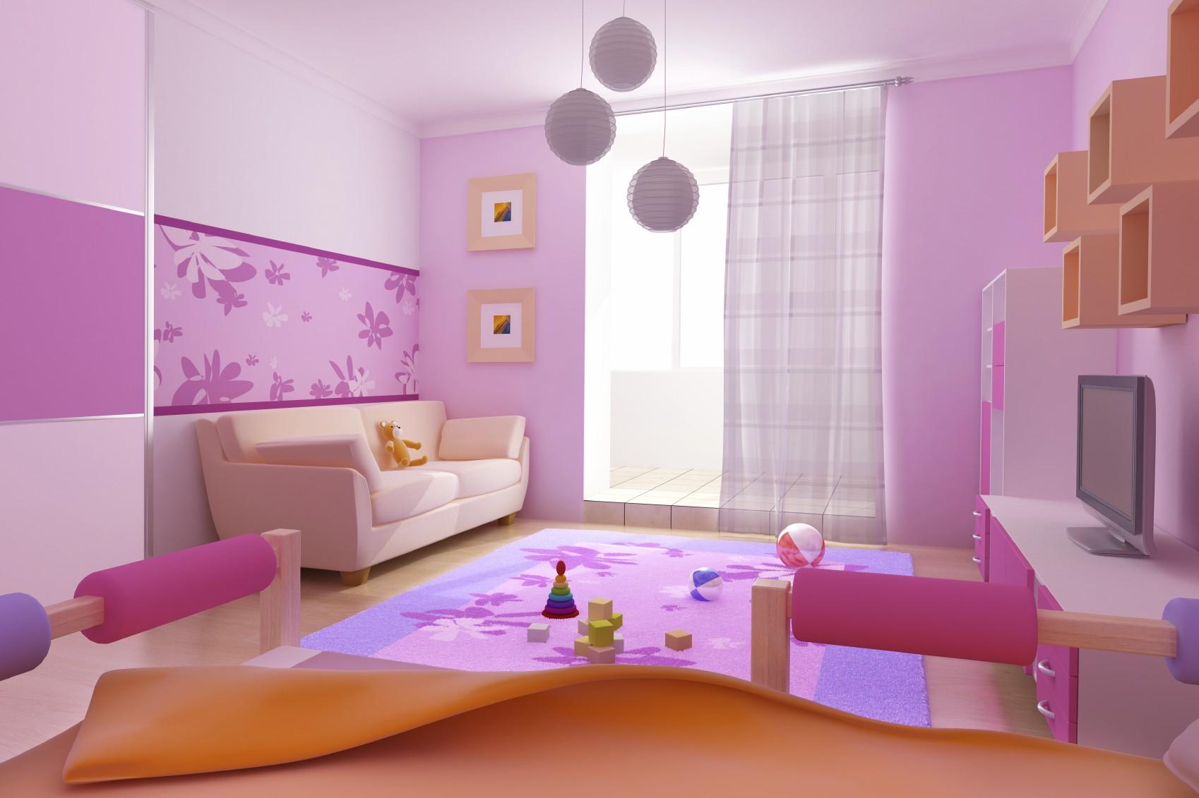 6 Tips Untuk Memilih Warna Bilik Tidur Sesuai Anak