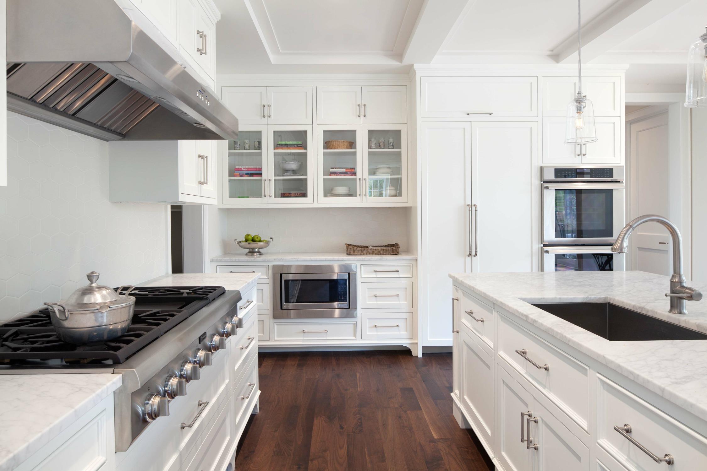 10 Hiasan Dalaman Dapur Ala Inggeris Terbaik Sebagai