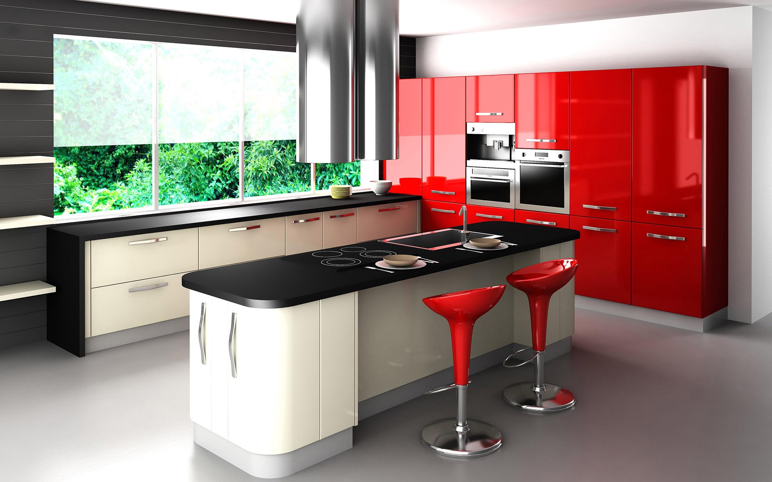 Hiasan Dalaman Dapur Moden Dengan 20 Idea Dekorasi Idaman