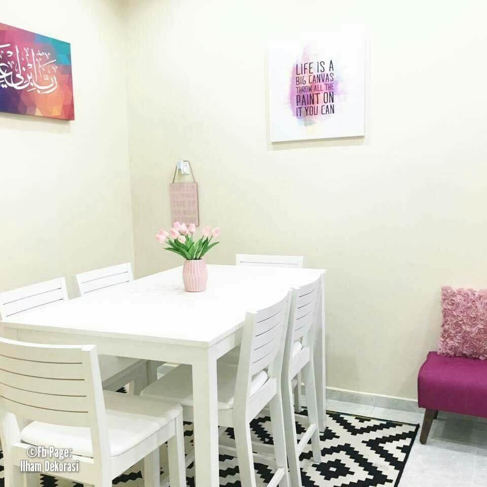 Idea dekorasi ringkas dan hiasan dalaman minimalis hias my - Deko wallpaper ...