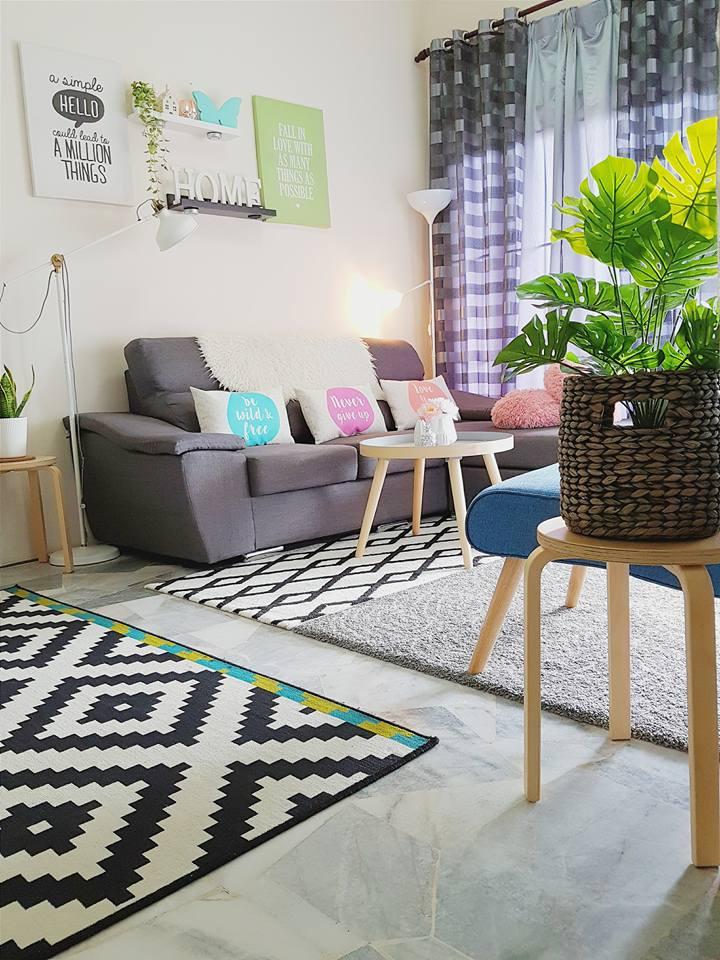 Hiasan dalaman rumah gaya sederhana