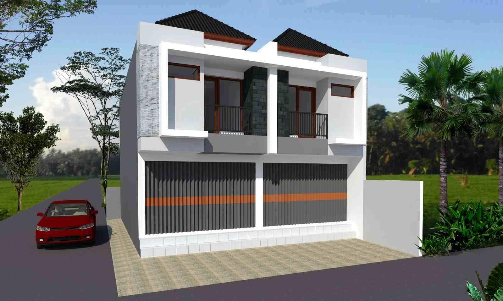View In Gallery 30 Reka Bentuk Rumah Moden Sebagai Inspirasi Untuk Anda 2