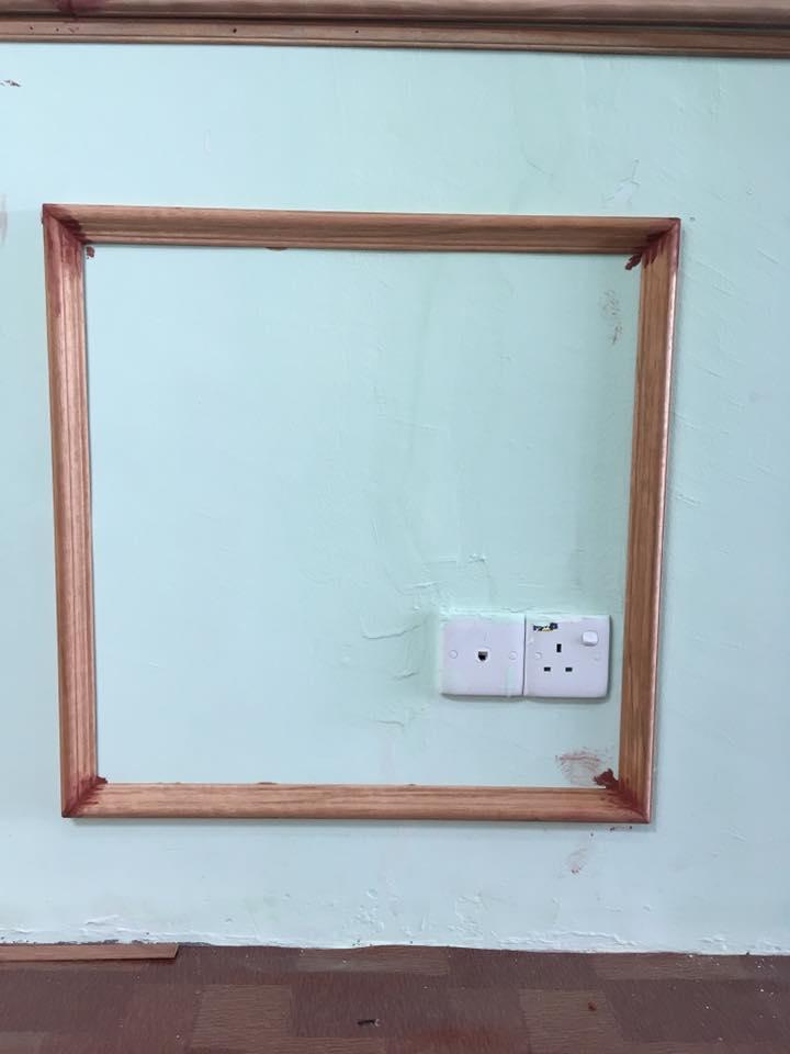 View In Gallery Gap Sealant Digunakan Untuk Menutup Ruang Pada Bucu Wainscoting