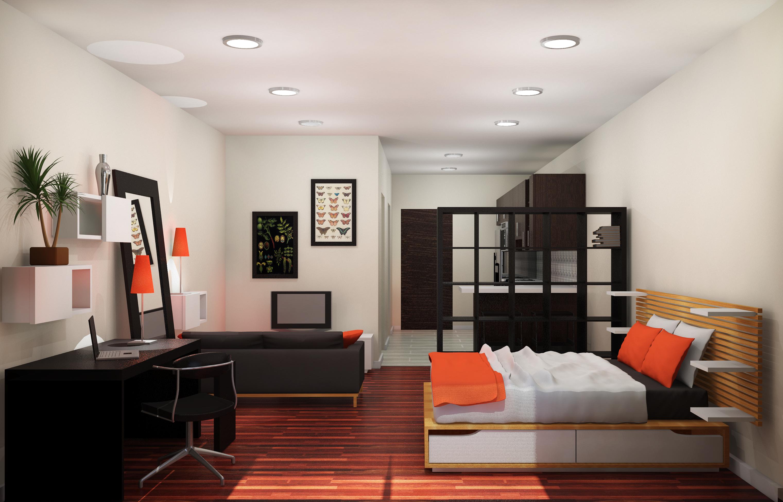 Hiasan dalaman rumah apartmen apabila pilih perabot ikea