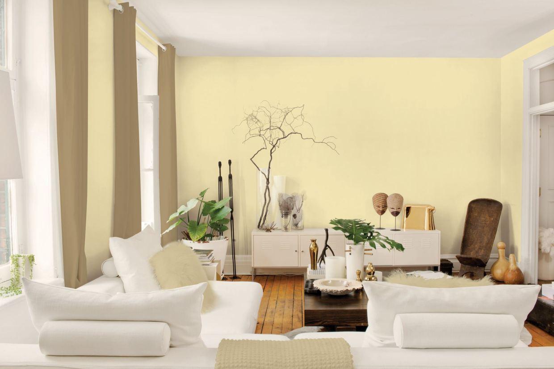 View In Gallery Kombinasi Warna Pastel Dan Putih Untuk Ruang Lebih Moden
