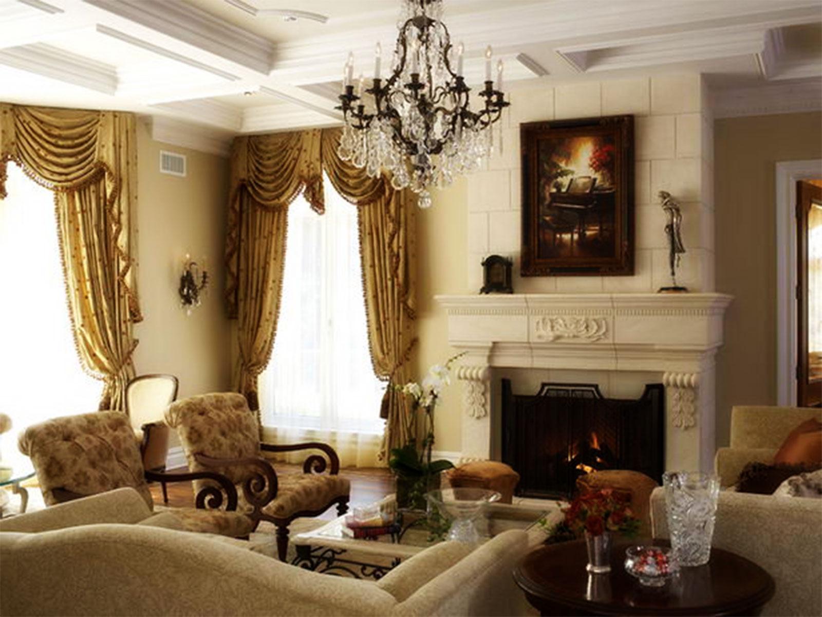 Perabot Inspirasi Tradisional Untuk Ruang Tamu Koleksi Mewah