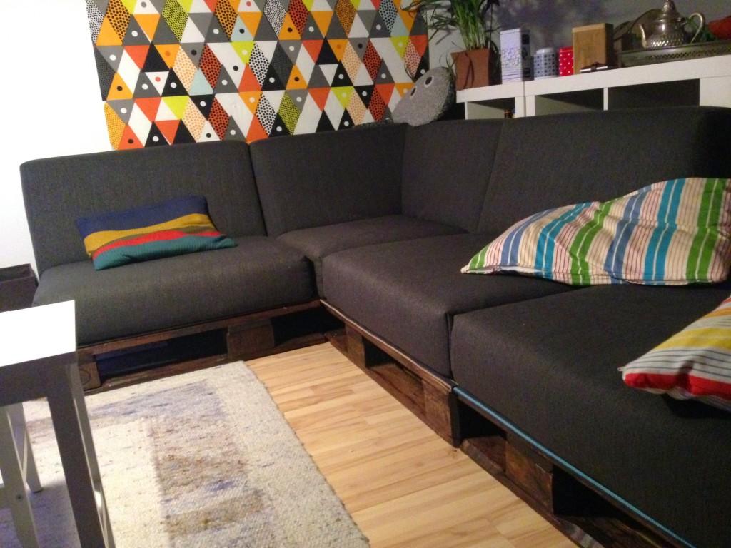 20 Set Sofa Pallet Terbaik Untuk Projek Diy Perabot Rumah Pallet Diy