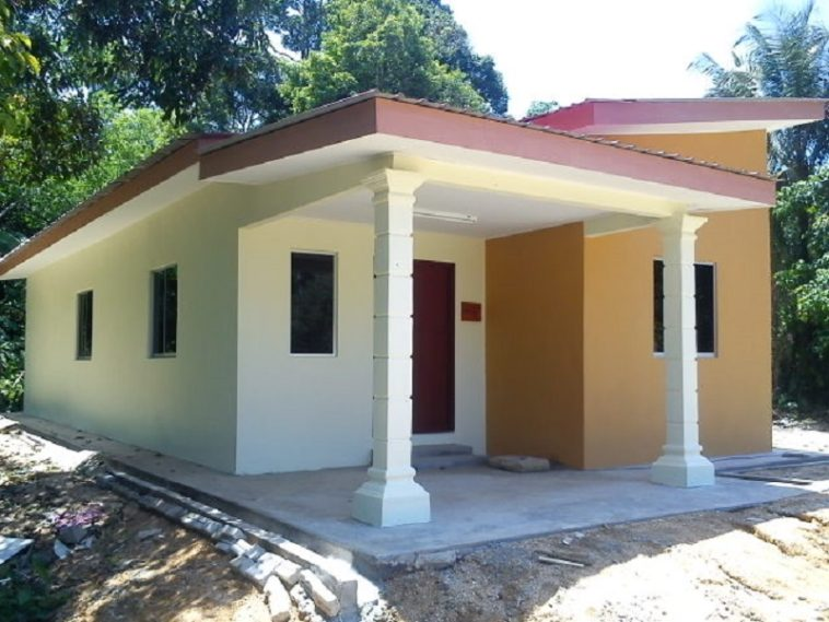 Plan Rumah 3 Bilik Kos Rendah
