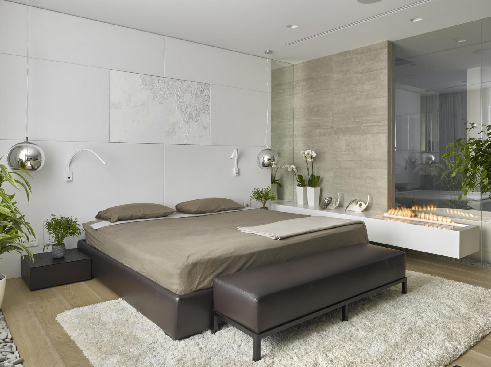 View In Gallery Reka Bentuk Dan Hiasan Dalaman Bilik Tidur Warna Terang