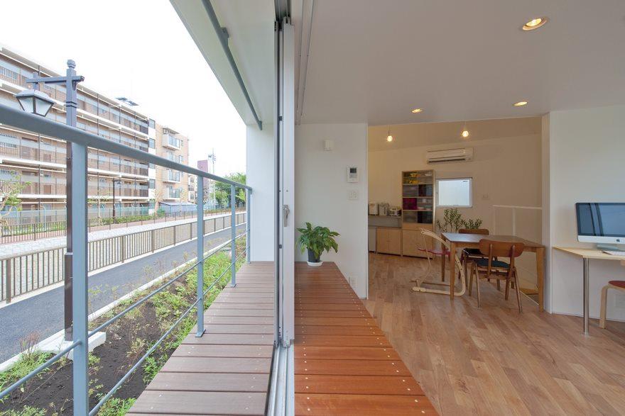 Reka bentuk rumah kecil dengan ruang yang selesa dan luas (2)