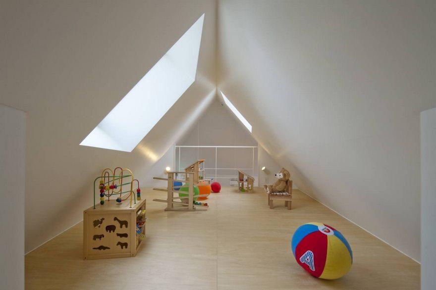 Reka bentuk rumah kecil dengan ruang yang selesa dan luas (3)