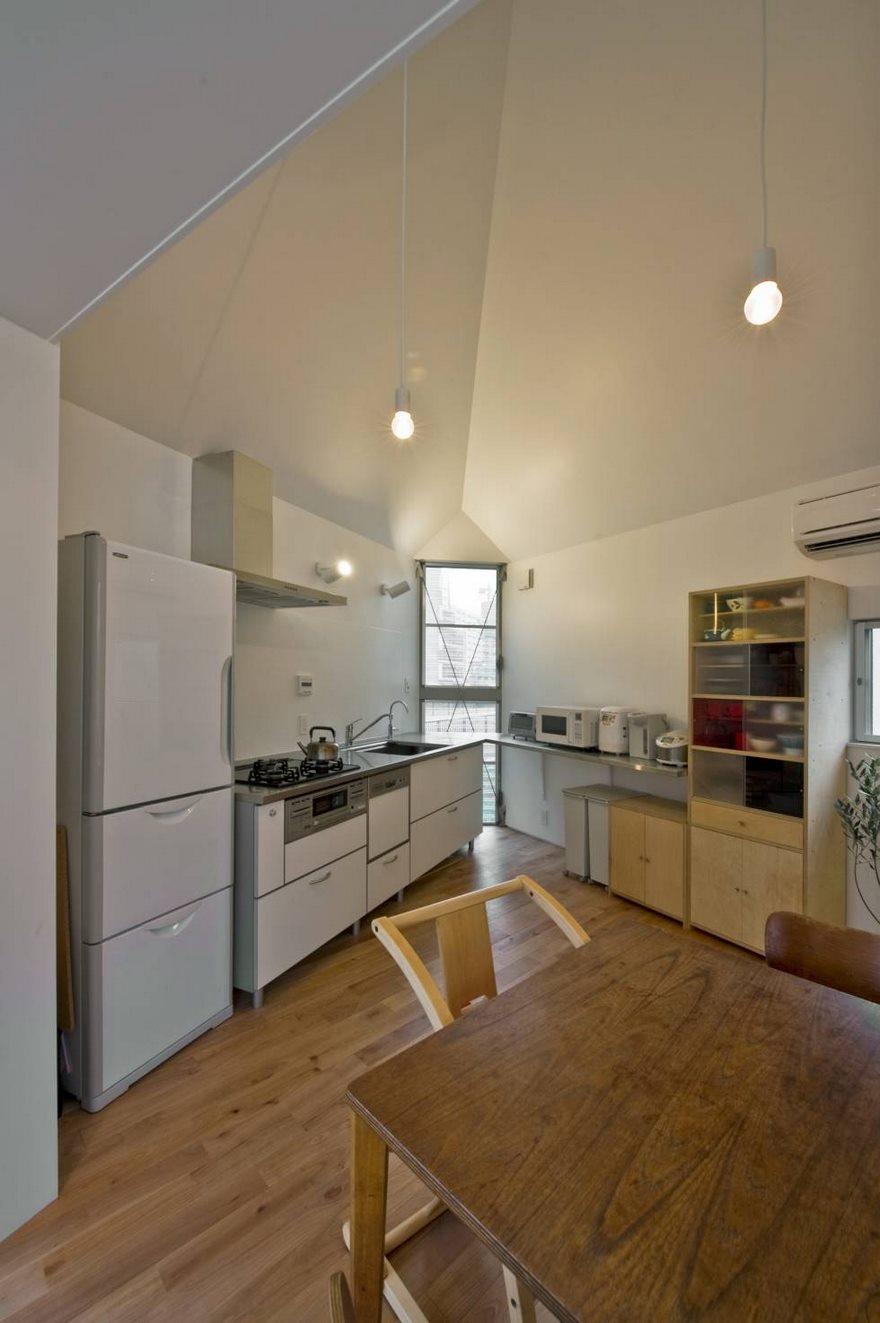 Reka bentuk rumah kecil dengan ruang yang selesa dan luas (5)