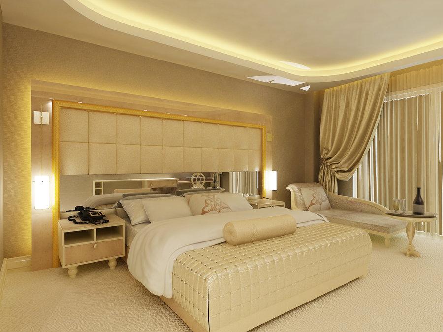 View In Gallery Hiasan Dalaman Kontemporari Ala Hotel 5 Bintang