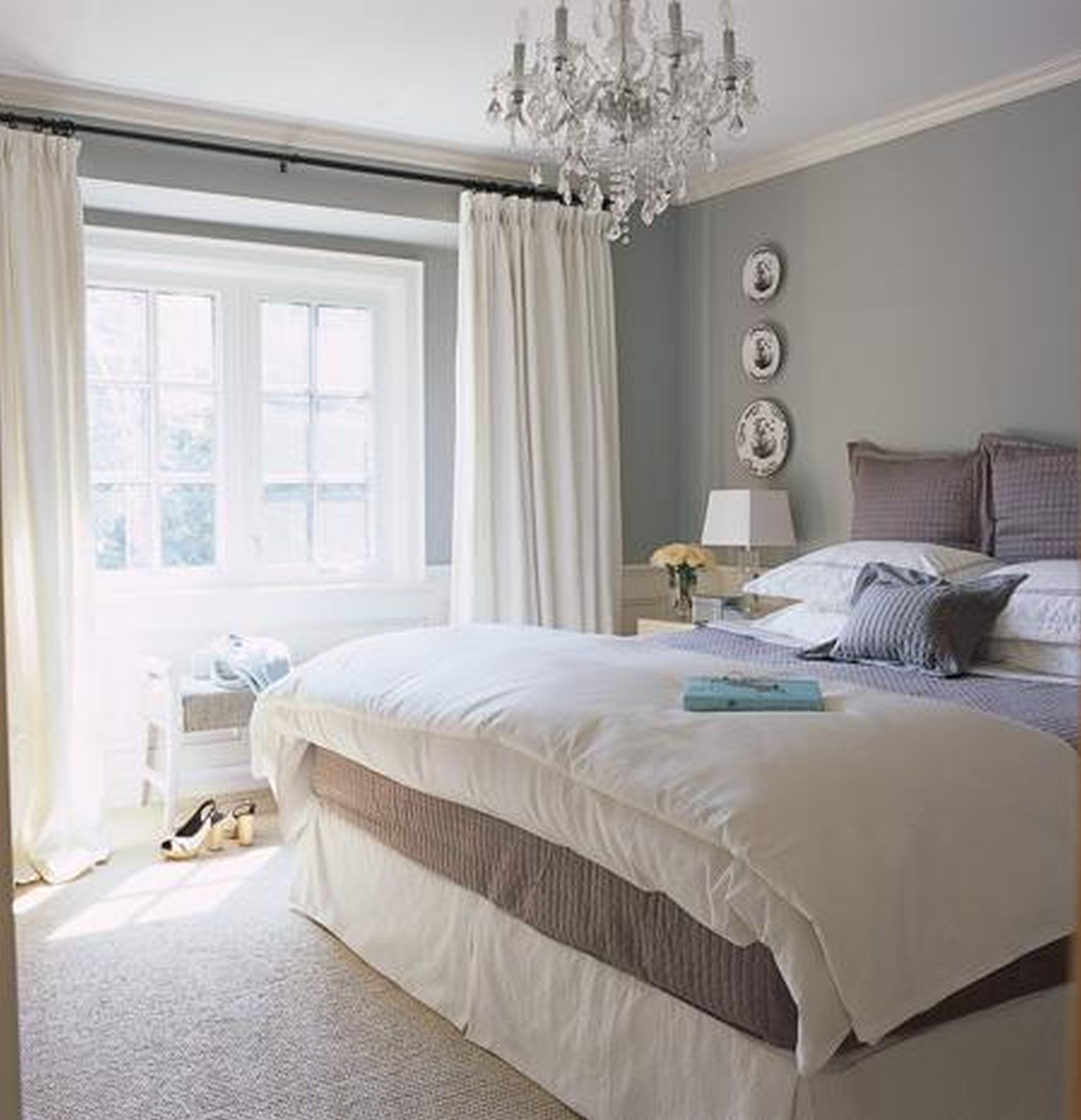Idea langsir tingkap moden sesuai untuk ruang bilik tidur