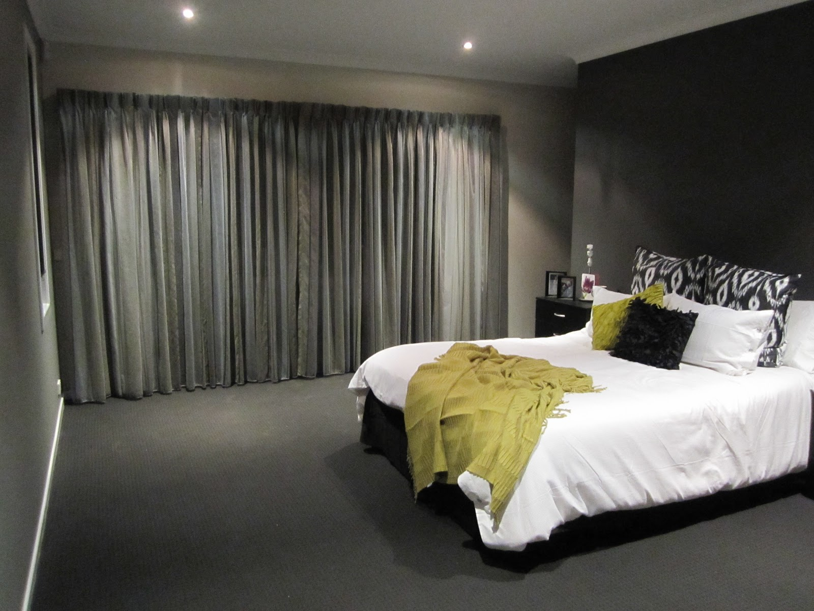 View In Gallery Idea Langsir Untuk Bilik Tidur Moden Yang Menenangkan