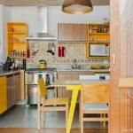 Cuba 10 Idea Dapur Warna Warni Ini Untuk Ruang Dapur Yang Lebih Ceria