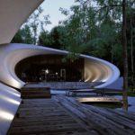 Keunikan Shell House di Hutan Karuizawa, Jepun – Inspirasi ARTechnic