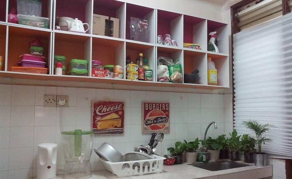 38 Rak Dapur Diy Konsep Terbaru