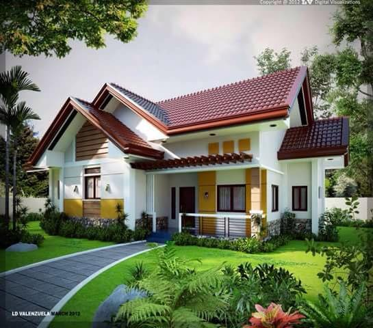 Idea Model Rumah Tradisional Modern