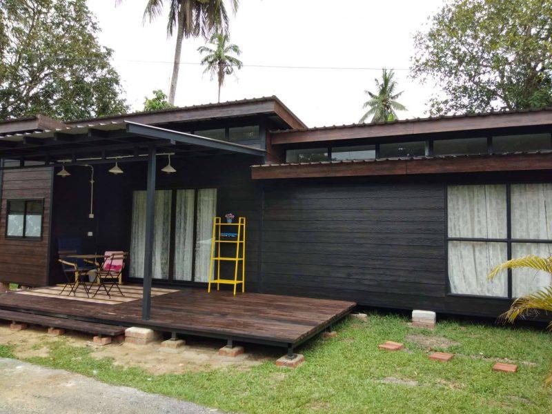 Bina Rumah Atas Tanah Sendiri Di Kampung Bajet 65k Idea Bina Rumah