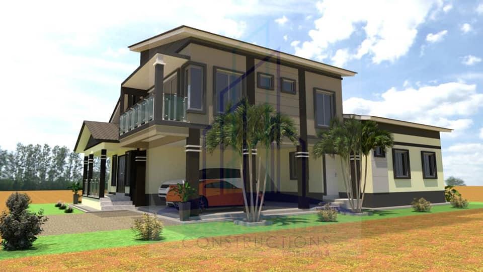 Cari Kontraktor Bina Rumah Atas Tanah Sendiri Di Kelantan Hias My