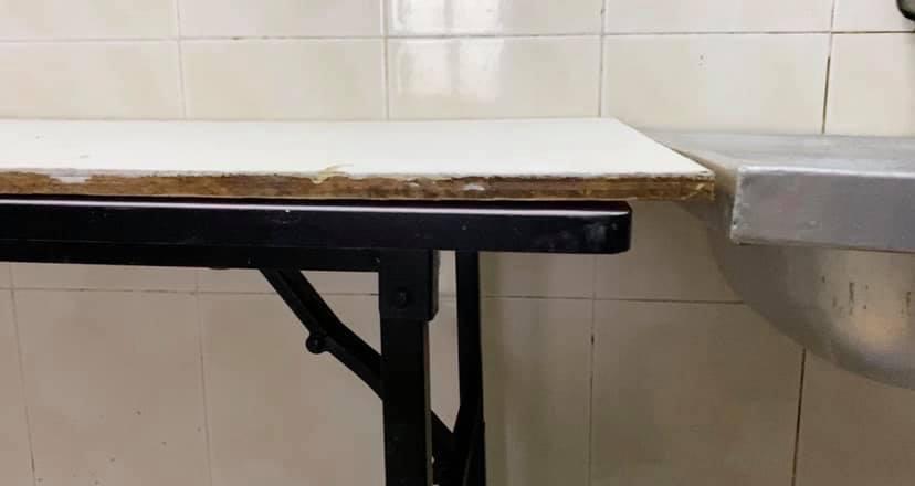 Diy Kabinet Dapur Dari Meja Banquet Dengan Bajet Kurang Dari Rm1000