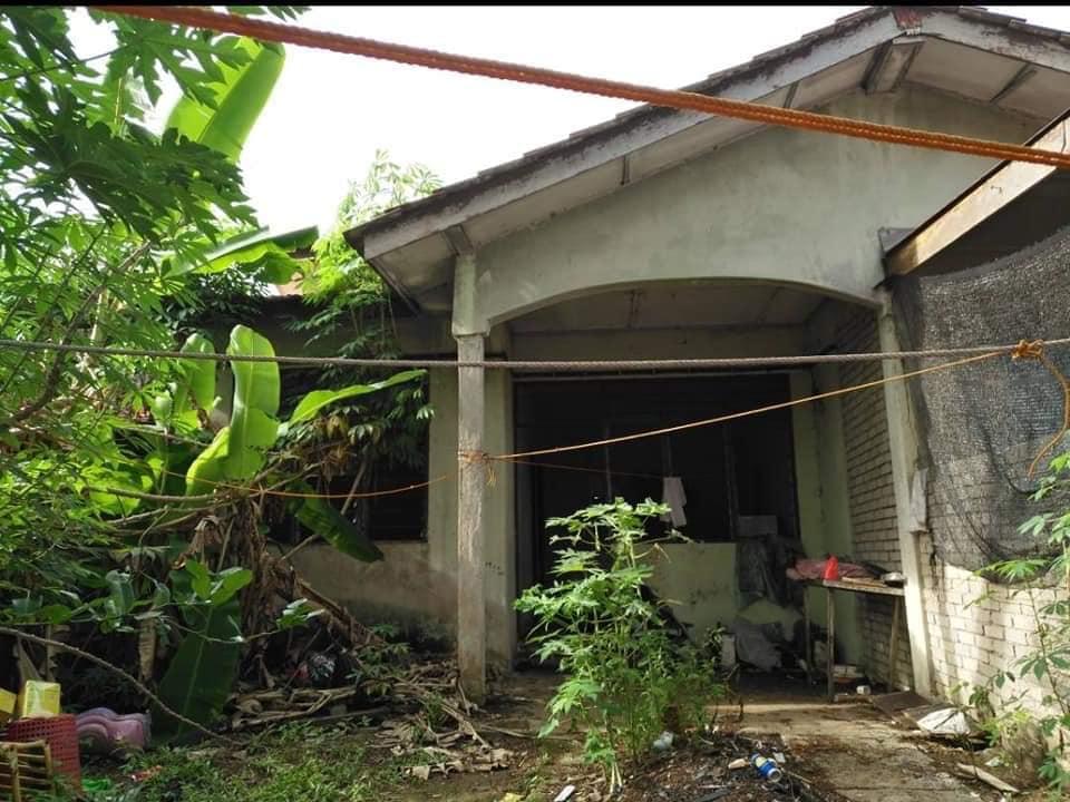 rumah teres lama
