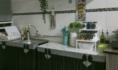 10 idea dekorasi dapur dengan hiasan dalaman moden terbaik