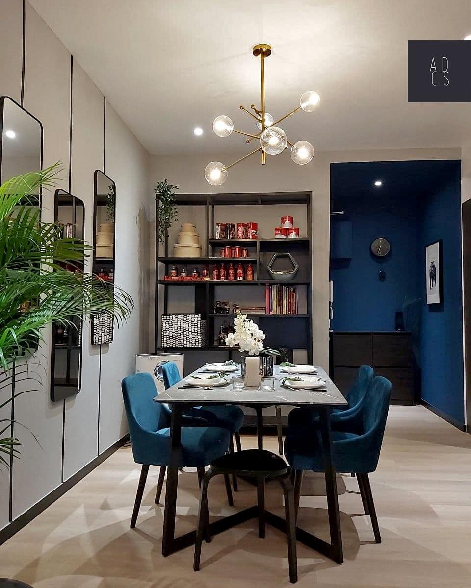 deko ruang makan