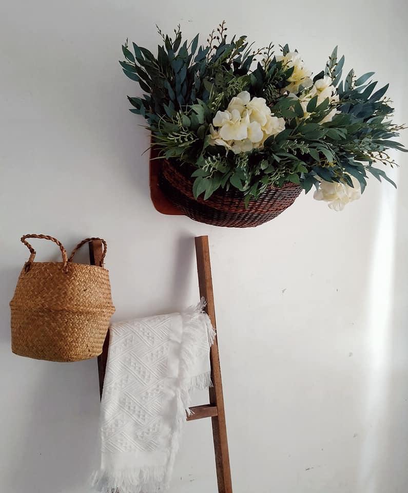 hasil diy wall bouquet (1)