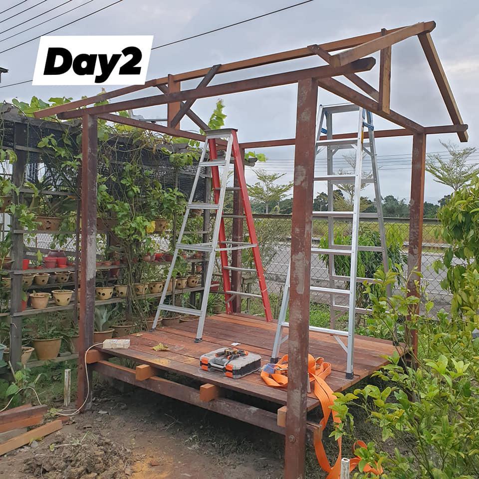proses bina gazebo (1)